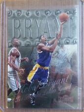Kobe Bryant 1998-1999 Skybox Metal Universe #53