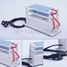 Ozone Generator 110V 10g/H Shock Treatment Air Ozonizer Double Ceramic Plate