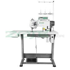 ZOJE machine à coudre industrielle - Deux Aiguilles - Automatique - Coupe du fil