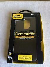 New Open Box Otter Box Commuter On The Go Series Black Samsung Galaxy S9+