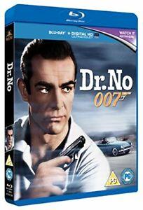 Dr. No [Blu-ray] [1962] [DVD][Region 2]