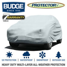 Budge Protector V SUV Cover Fits Ford Bronco II 1990 | Waterproof | Breathable
