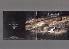 Louderbach - Autumn - CD Album - TECH HOUSE MINIMAL - M_nus - MINUS76CD