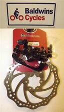 160mm Vélo frein à disque & étrier fixé pour avant frein à disque