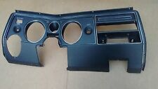 1969 69 Chevy Chevelle Dash instrument cluster panel bezel assembly without A/C