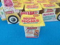 NUM NOMS SERIES 2 - One  Mystery Pack 1 Pack Num + 1 Lipgloss OR Stamp