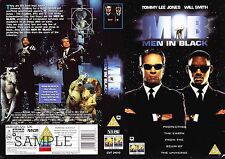 Men In Black, Will Smith Video Promo Sample Sleeve/Cover #15018