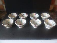 8 x Emma Bridgewater Market Deli Dip Bowls