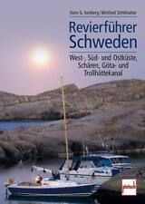 Revierführer Schweden von Winfried Strittmatter und Hans G. Isenberg (2011, Gebundene Ausgabe)
