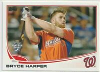 2013 Topps Update Series-Bryce Harper #US100 Washington Nationals