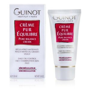 NEW Guinot Pure Balance Cream - Daily Oil Control (For Combination or Oily 50ml