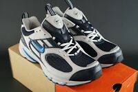 ⭐ OG 2003 NIKE AIR ICARUS TRAINERS SIZE UK 9 EU 44 RARE VTG DS BRS QS BNIB