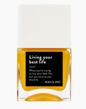 NAILS INC   Living Your Best Life   14 ml      BRAND NEW