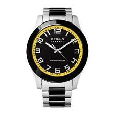 Bering Armbanduhren aus Edelstahl für Herren
