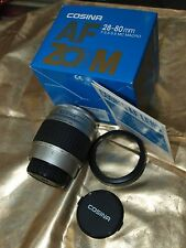 NEW COSINA 28-80mm F3.5-5.6 AF Lens For Minolta MAXXUM & Sony ALPHA CAMERAS
