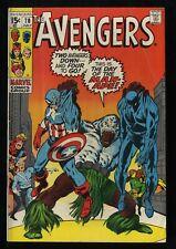 Avengers #78 VG 4.0