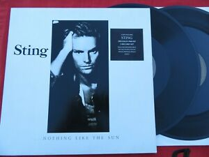 STING - Nothing Like The Sun - 2LP / EX