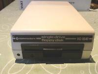 Commodore VIC-1540 Longboard Silberlabel Silverlabel(VC1541/C64/VC20)mit OVP