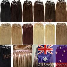 Microtube hair extensions ebay diy easy micro bead loop ring remy human hair extensions aaaaaaa 18 20 22 pmusecretfo Gallery