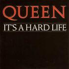 ★★★ CD SINGLE QUEEN It's hard life + USA + 2-track CARD SLEEVE ★★★