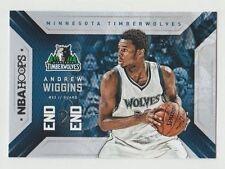 2015-16 Panini NBA Hoops End 2 #14 Andrew Wiggins Minnesota Timberwolves