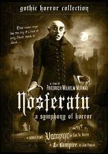 NOSFERATU (1922 Horror) FIRST DRACULA SILENT