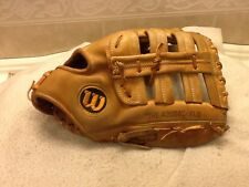 "Wilson A2000 XLO 13"" Baseball Softball Glove RIGHT handed Throwing"