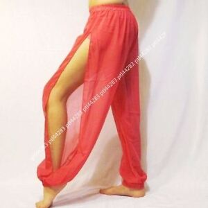 Belly Dance Harem Pants for Dancing Tribal Dancer Costume Yoga New Pant Trousers
