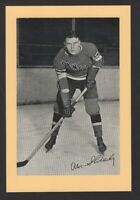 1934-44 Beehive Group I New York Rangers Photos #293 Alex Shibicky