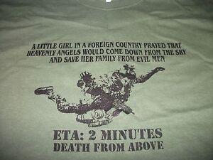 SPECIAL FORCES ETA T-SHIRT all sizes SAS ARMY SEALS AIRBORNE