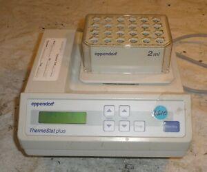 Eppendorf ThermoStat Plus 5352 00886