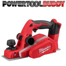 Milwaukee M18BP -0 Cordless Planer 18volt Li-ion Body *NEXT DAY DELIVERY B30