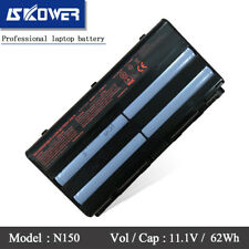 N150BAT-6 N150S-4292 Replacement Battery For Clevo N150SD N155SD NP7155 NP7170