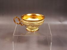 Hutschenreuther Cabinet Cup Coffee Tea SCALLOPED VINTAGE