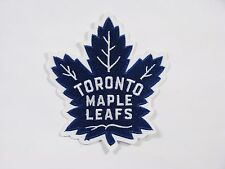 LOT OF (1) HOCKEY (NEW) TORONTO MAPLE LEAFS EMBROIDERED PATCH ITEM # 122