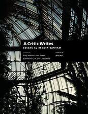 A Critic Writes by Reyner Banham (1999, Paperback)