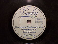 """orchestre de salon """" Japonais Danse Des lanternes / CHINOIS straßenserenade """""""