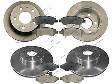 FOR PEUGEOT BOXER 2.2 3.0 HDi FRONT and REAR BRAKE DISCS DISCS PADS SET 06-11