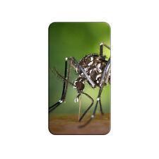 Asian Tiger Mosquito Bug - Metal Lapel Hat Pin Tie Tack Pinback