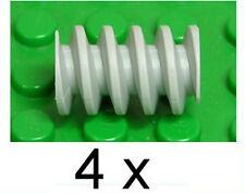 LEGO Technik - 4 x Schnecke hellgrau / Zahnrad / Gear Worm Screw / 4716 NEUWARE