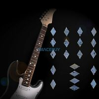 Rhombus Shape Guitar Bass Inlay Sticker Fret Fretboard DIY Decal Markers Note