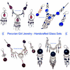 SETS PERUVIAN JEWELRY 40 NECKLACES EARRINGS WHOLESALE PERU ARTISAN ART CRAFTS