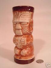 vintage tiki mug Trader dick's advertising mug NiceLOOk