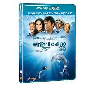 L'incredibile storia di Winter il delfino (Blu-Ray 3D + 2D)