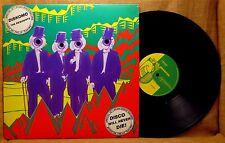 "EXPERIMENTAL 12"" Single THE RESIDENTS DISKOMO / GOOSEBUMP 1ST US RZ-8006-D 45rpm"