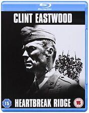 Heartbreak Ridge [Blu-ray] [1986] [DVD][Region 2]