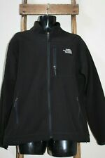 Men's~THE NORTH FACE~Black~APEX~Zip Front~JACKET~Coat~POCKETS~Size XL~NICE Cond!