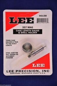 Lee Case Length Gauge & Shell Holder 357 Magnum #90158