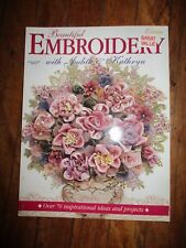 Secondhand Beautiful Embroidery with Judith & Kathryn  Magazine