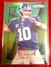 Eli Manning  2014 Panini Prizm <Prizms> Green #23 - Giants 🏈🏈